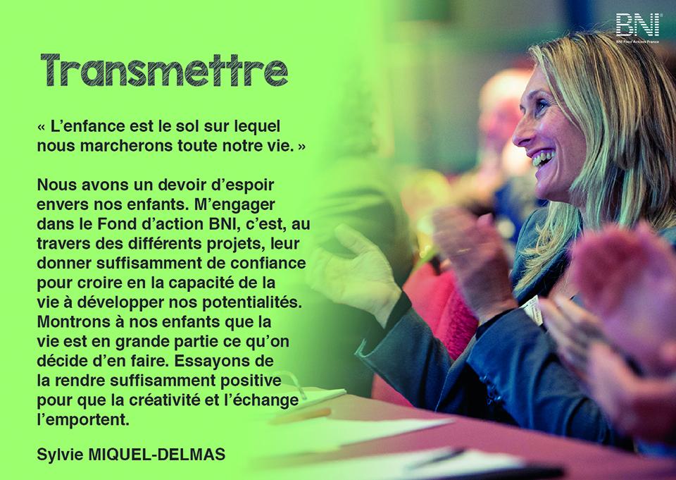 Sylvie MIQUEL  - Trésorière